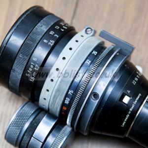 Zeiss 10-100mm zoom F2.8 / T3 original lens Arri Bayonet