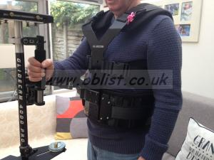Glidecam 4000Pro & Smooth Shooter Vest Smooth Shooter & Glidecam 4000 Pro