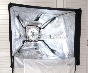 Photoflex Silver Dome Softlight
