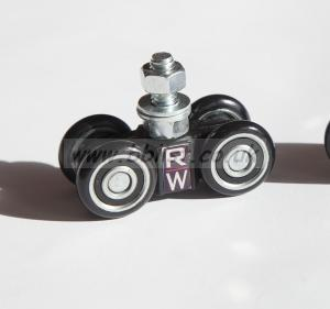 Micro Wheels for camera dolly. Unused.