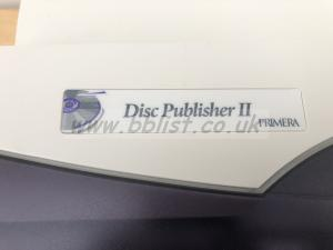 Primera DVD / CD Printer Bravo II
