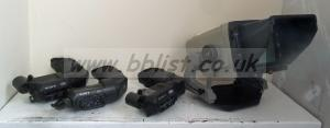 4x Sony Camera Viewfinders for BVP and DXC cameras