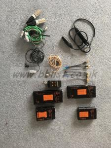 Audio 2040 Radio Microphone RX TX x 2
