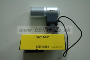 Sony ECM-MSD1 Camera Microphone