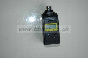 Sony UTX-P03 transmitter for microphone