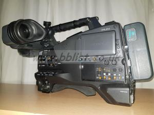 SONY PMW-500 HD CAMCORDER WITH 2 INCH B&W VIEWFINDER