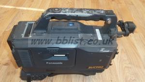 Panasonic AJ-SDC-615 PAL DVCPRO Camcorder