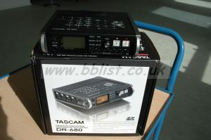 Tascam DR 680 Multitrack