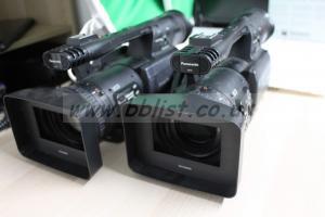Panasonic AG-HMC151e With Extras