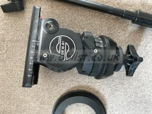 Sachtler DV 10 SB 100mm Fluid Head