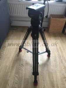 Sachtler DV6SB Carbon Fiber Tripod with Bag