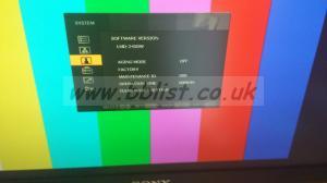 SONY LMD 2450W LCD HD monitor