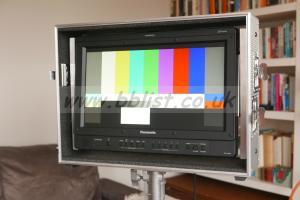 "Panasonic BT-LH1850 HDSDI 18.5"" Field Monitor"