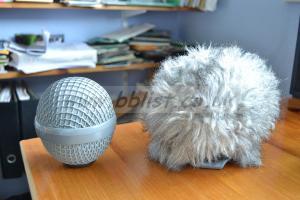 Rycote Baby Ball Gag and Windjammer