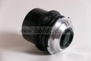 Moviecam Canon 135mm f2 Lens in BNCR mount