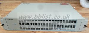 Leitch FR-884 Audio Distribution Rack with 8x ASD-880