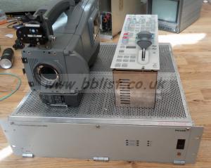 Philips/Grass Valley LDK-20 SDI Triax Camera Channel