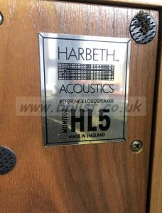 HARBETH ACOUSTICS HL5