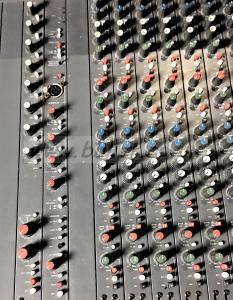 HILL AUDIO 28 x 16 Recording Mixer