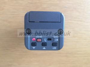 Sennheiser EW 100 G4 plug on transmitter