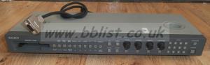 Sony BKM-10R BVM/PVM Remote Panel Plus RGB/YUV Board
