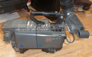 Sony BVP-550W PAL Triax Ob/Studio Camera