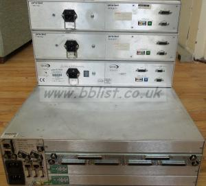 Snell wilcox Pyxis 72x72 Audio router with Panels