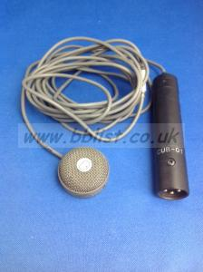 Sanken Cub - Tiny High Quality Cardioid Boundary Microphone.