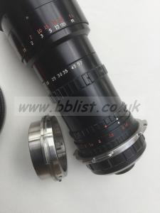 Angenieux 6:1 film lens