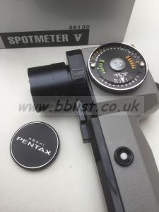 PENTAX MK5 SPOTMETER - MINT