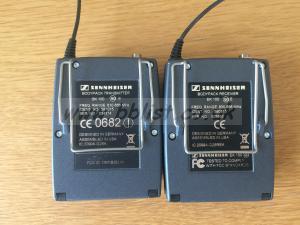 Sennheiser ew100 G2 wireless system