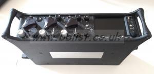 Sound Devices 633 Compact Field Mixer & K-Tek Stingray Bag