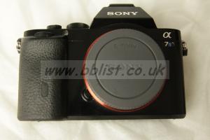 Sony Alpha A7S 12.2MP  ( ILCE-7S )