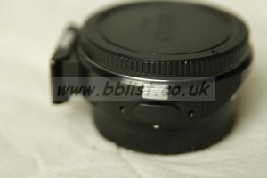 Metabones Speed Booster - Canon EF to Sony E-Mount