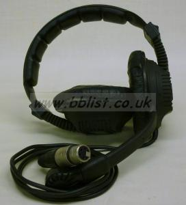 Canford DMH 200 Headset