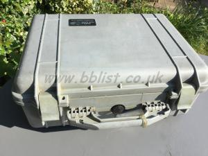 GREY 1520 PELI  CASE