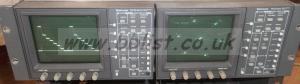 2x Tektronix WFM-601 SDI Waveform scopes