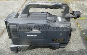 Panasonic AJ-SDC-615W PAL DVCPRO Camcorder