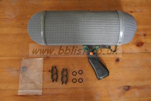 Rycote Stereo Winshield Kit MS shotgun
