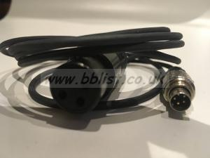 En2 TXP input Cable to XLR female - Audio Limited
