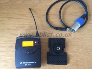 Sennheiser EW 100 G3 Receiver