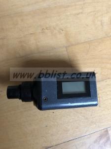 Sennheiser SKP 500  G2 Plu on Transmitter 516-558 MHz