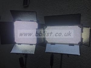 2 x Light Panels