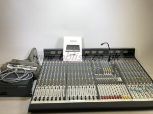 Allen & Heath GL3800 Dual Function Mixer/Mixing Console +PSU