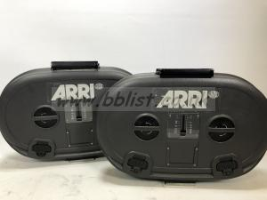 Arricam 300/1000 ST / LT Magazine 1000ft x 2 flight cased