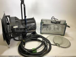 Arrisun 12 plus 1200W / 1.2k HMI with Arri 1200CB ballast