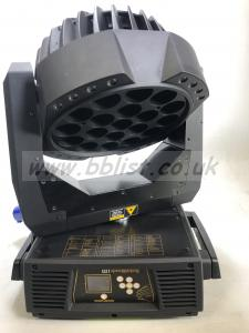 ETC / high end systems solawash 19 LED moving head
