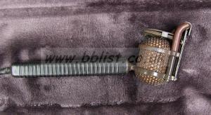 Coles 4104 Lip Microphone