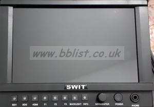 Monitor swit CM-S73H 7-inch 2500nit Super Bright