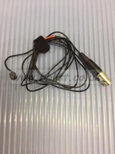 Black DPA 4061 mic